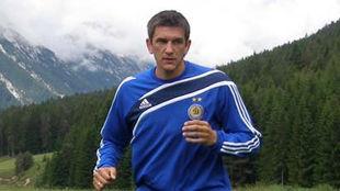Попов может не сыграть в финале Кубка Украины