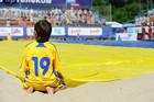 Фестиваль пляжного футбола в Киеве. ФОТООБЗОР