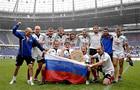 Сборная России по регби сыграет против… сборной России!