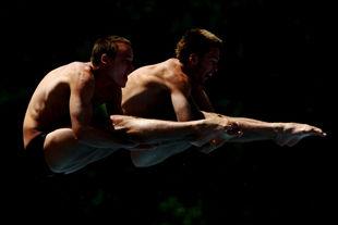 Украинцы – вторые на этапе Гран-При по прыжкам в воду