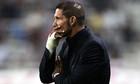 Симеоне больше не тренер Катании