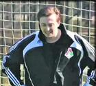 Сергей Безруков встал на ворота в «Матче смерти»