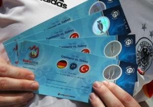 УЕФА могла бы продать в 10 раз больше билетов на Евро-2012