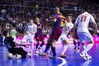 Барселона сравняла счет в финале плей-офф