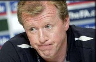 Стив Макларен вернулся в английский футбол