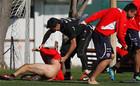 ФОТО ДНЯ: Чилийцы тренируются без трусов
