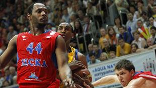 ЦСКА в 18-й раз стал чемпионом России по баскетболу