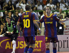 Каха Сеговия – Барселона Алуспорт – 1:4 + ФОТО