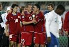 Англия - Чехия - 1:2
