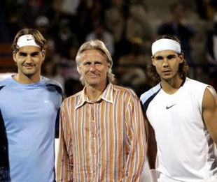 Бьорн БОРГ: «Выиграет Федерер»