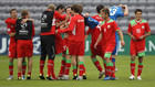 Матч за 3-е место. Чехия U-21 - Беларусь U-21 - 0:1