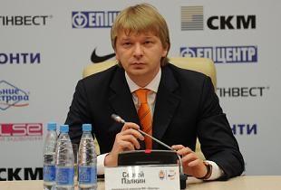 Сергей ПАЛКИН: «Суперкубок выиграем. Других вариантов нет»