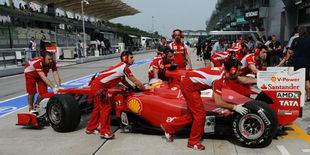 Ferrari не имеет прежнего влияния в Ф1