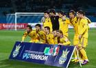 Украина определилась с товарищескими матчами до Евро-2012