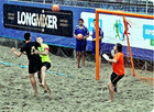 Пляжный футбол. Вторая лига. Альтернатива обыгрывает Молодых