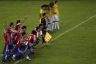 Копа Америка. Парагвай выбивает Бразилию!