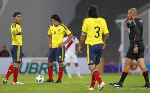 Копа Америка. Колумбия - Перу - 0:2: Черный день Фалькао