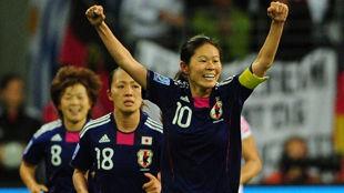 Женская сборная Японии стала чемпионом мира!