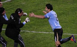 Копа Америка. Суарес выводит Уругвай в финал