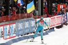 Украинки теряют медали ЧМ по биатлону