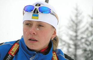 Оксана Хвостенко дисквалифицирована на год