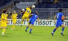 Студенческая сборная Украины проиграла Бразилии