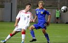 Сборная Украины U-19 проиграла румынам