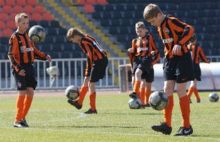 Детская футбольная академия фк бавария
