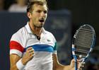 ATP Уинстон-Сейлем. Беннето обыгрывает Хаасе в полуфинале
