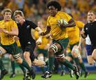 Сборная Австралии выигрывает Кубок трех наций