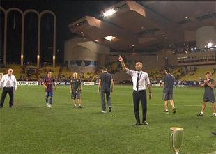«Мадрид, козел, поздравляй чемпионов!»