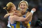 Украина берет бронзу в женской эстафете 4х100 метров!