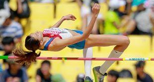 Тэгу. Прыжки в высоту. Россиянка Анна Чичерова берет золото
