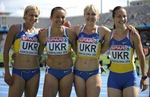 Тэгу. Украина - в финале эстафеты 4х100!