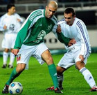 Сын Зидана тренировался с Реалом
