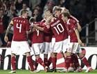 Группа H. Дания обыгрывает Норвегию