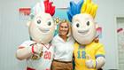 Яна Клочкова стала Другом ЕВРО