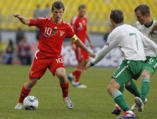 Россия – Ирландия – 0:0: Чья ничья?