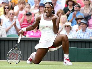 US Open. Серена Уильямс выходит в полуфинал