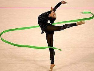 Художественная гимнастика на Олимпийских играх. 1984 год
