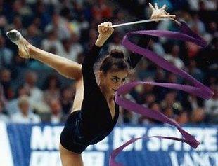 Художественная гимнастика на Олимпийских играх. 1988 год
