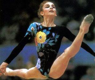 Художественная гимнастика на Олимпийских играх. 1992 год