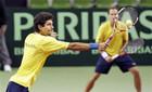 Кубок Дэвиса. Бразилия выходит вперед в матче с Россией