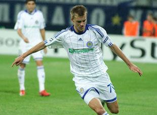 Черноморец - Динамо - 1:2
