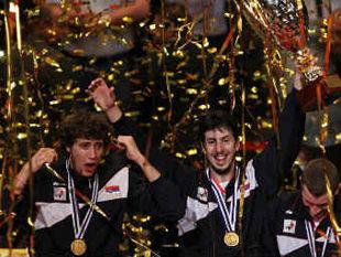 Сборная Сербии - чемпион Европы по волейболу!