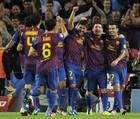 Барселона громит Атлетико, Реал – Райо Вальекано