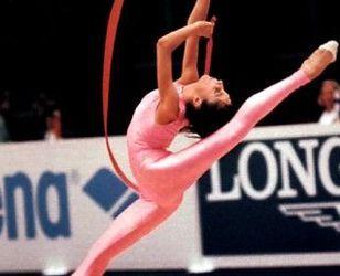 Художественная гимнастика на Олимпийских играх. 1996 год