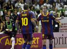 Барселона дебют в Кубке УЕФА отметила девятью голами