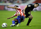 Скромная победа Барселоны