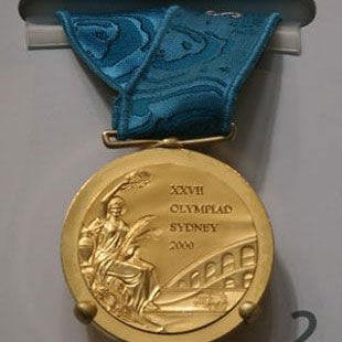 Художественная гимнастика на Олимпийских играх. 2000 год
